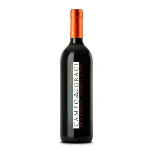 Etichetta Campo dei Graci Pinot Nero Bosco Longhino