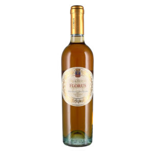 Etichetta Florus Moscadello di Montalcino Banfi