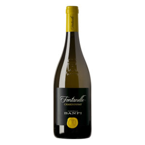 Etichetta Fontanelle Chardonnay Toscana Banfi