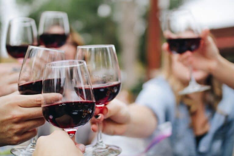 profumi terziari del vino